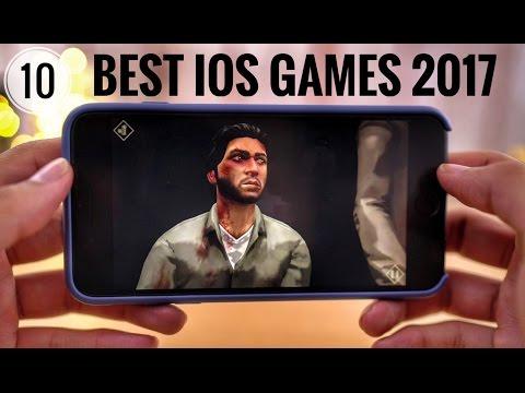 TOP 10 BEST IOS GAMES 2017 | MUST PLAY