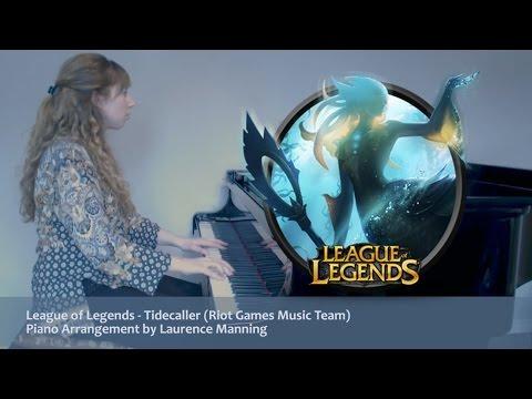 League of Legends - Tidecaller / Nami