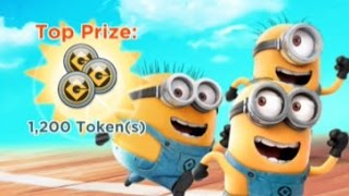 Despicable Me: Super Multiplayer Race - Minions on the Run Special Event