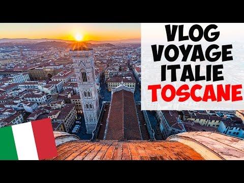 VLOG Italie: La Toscane !