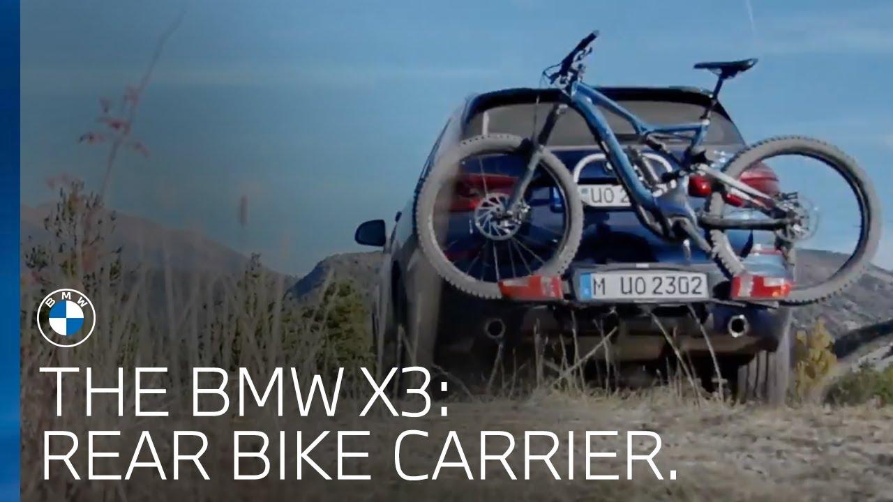 Bmw X3 Genuine Bmw Accessories Rear Bike Carrier