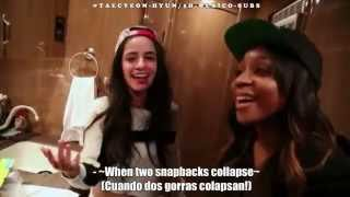 Fifth Harmony - The CamWich (Takeover Ep 21) Subtitulado [5H-MEXICO-SUBS]
