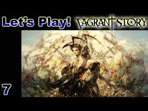 Let's Play! Vagrant Story - Part 7: Town Centre