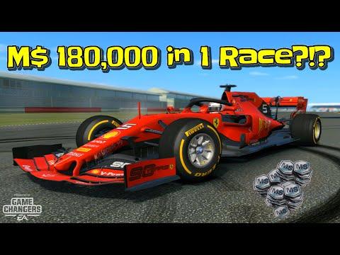 Earn M$ 180,000 In 1 Race 😎