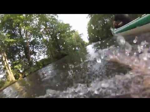 2013 07 28 Wakenitz 4er Staffel erster Teil
