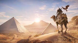 Assassin's Creed Origin/ Кредо Убийцы: Истоки. Сюжетный фильм игры. 1 серия