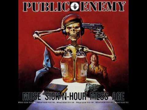Public Enemy  Give It Up