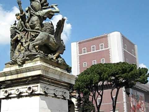 Italy. Rome. Capitoline Hill