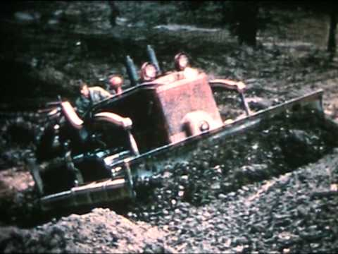 Bucyrus Erie & IH Crawlers circa 1950s Part 1