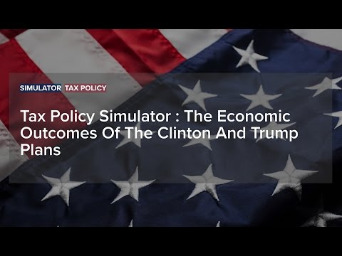 Penn Wharton Budget Model: Dynamic Scoring the Presidential Candidates' Tax Proposals