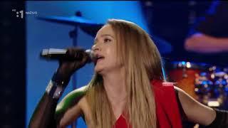 Kristína live Horehronie 2018 (slovenka roka)