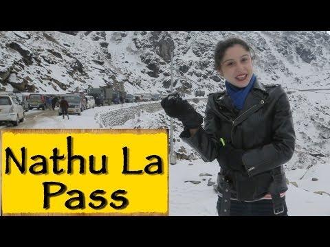 Nathu La Pass || Sikkim