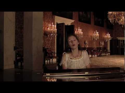 GRETCHEN AM SPINNRADE - Royal Palace Amsterdam - Paula Bär-Giese soprano & pianist