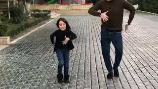 Baba Kız Kafkas Dans gösterimi