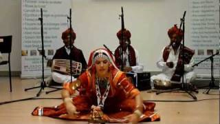 Dil mastana and Eszter Haáz -terah tali dance