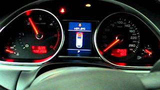Audi Q7 6.0L V12 TDI biturbo quattro engine sounds and revving...