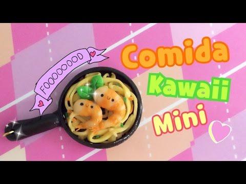 Porcelana Fr 237 A Kawaii Comida Mini Manualidades Kawaii