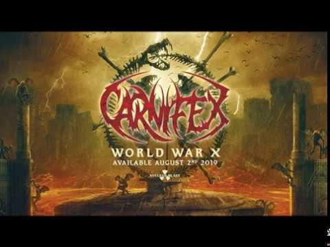 Scott Lewis from Carnifex talks 'World War X'