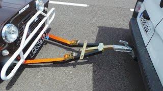 Mini Moke Towbar / Car towing frame/ Dolly / Remorquage