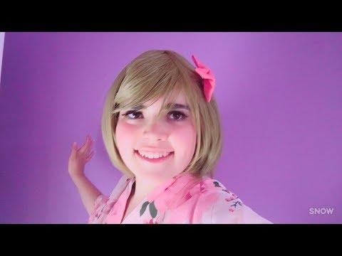 Hanayo Cosplay Wig Review Love Live (Aliexpress)