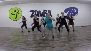 Hula Hoop - Zumba.. Daddy Yankee *David Aldana*