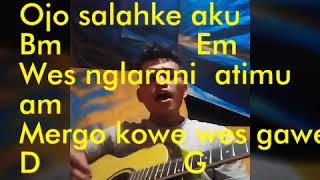 Kunci gitar karma GUYON WATON