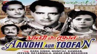 Aandhi Aur Toofan | Hindi Full Movie  | Classic Hindi Movies | Dara Singh Movies