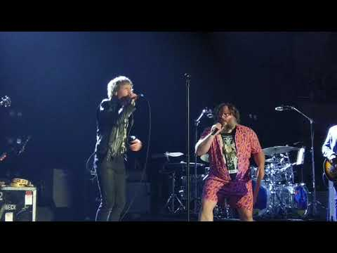 Beck Ft. Jack Black - Sexx Laws (Live In Los Angeles 1/13/19)