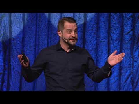 Artificial Intelligence Meets Mental Health Therapy | Andy Blackwell | TEDxNatick