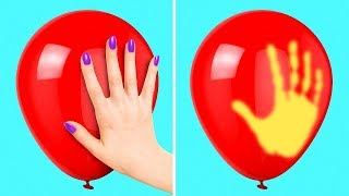 Balon İle YapabİleceĞİnİz 12 Havali TÜyo Ve Fİkİr