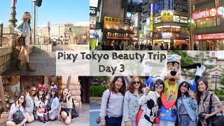Trip To Tokyo Japan - Windana's VLOG (Day 3)