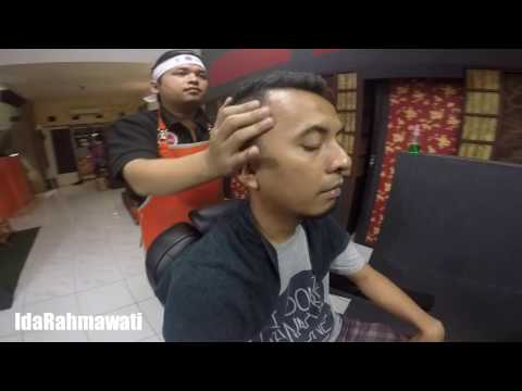 Thai Head Massage Barbershop - Massage technique vibration
