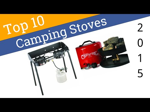 10 Best Camp Stoves 2015