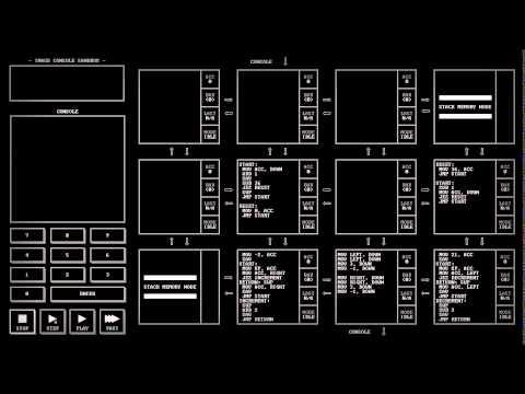 TIS-100: un juego-rompecabezas sobre programación en ensamblador