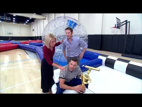 Pumped Up Collision Course with Mark Feuerstein