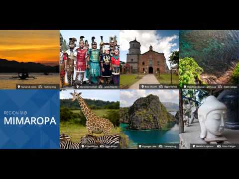 THE PHILIPPINES AND IT'S TOURIST SPOTS