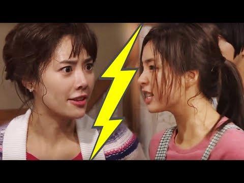Sê Ky Ơn đại chiến Chung Um, chị em choảng nhau thì cũng rất gì và này nọ