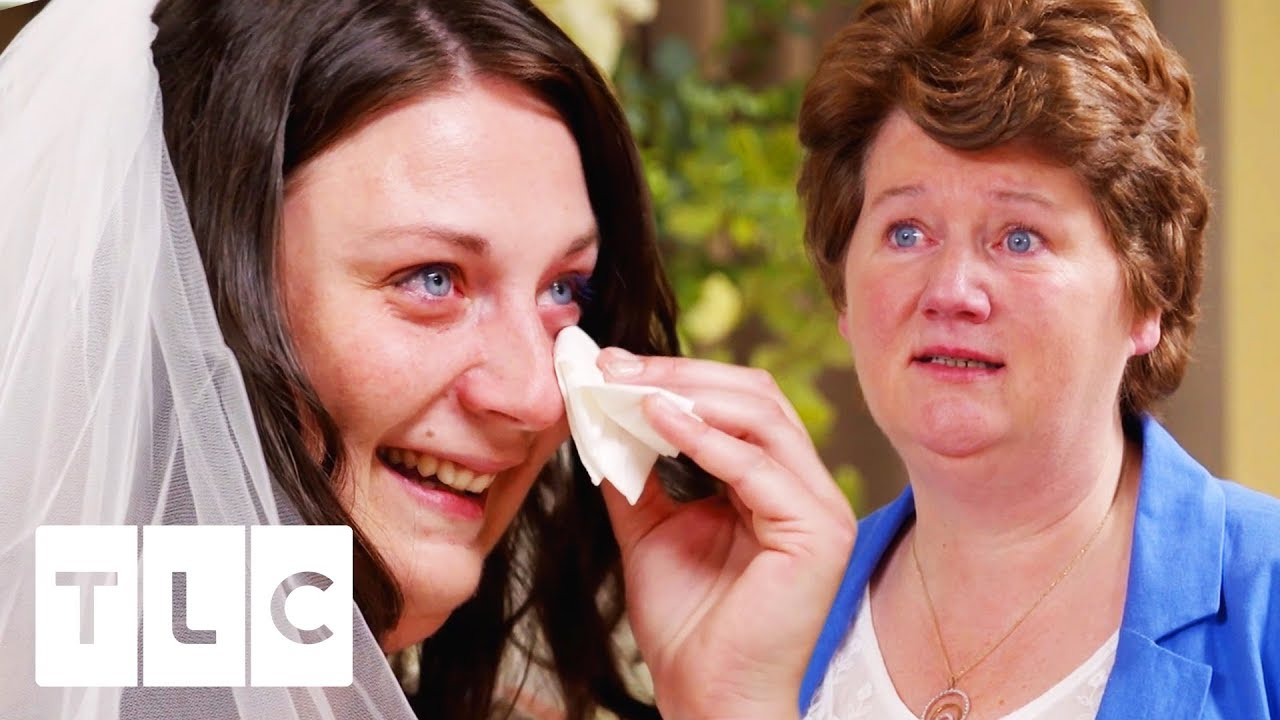 Bride Gets One Final Gift From Her Late Father | Say Yes To The ...