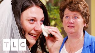 Bride Gets One Final Gift From Her Late Father | Say Yes To The Dress Ireland