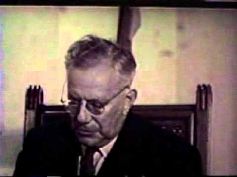 A Conversation with Dr. Paul Tillich - Part 2