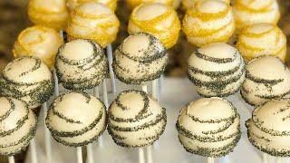 Quick Cake Pops Tutorial! I EstherDees Kitchen