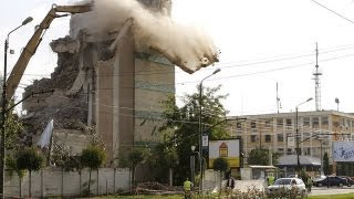 Construction, Demolition Accidents & Explosion