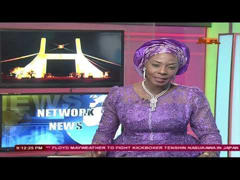 NTA Network News With Joy Osiagwu   05/11/2018