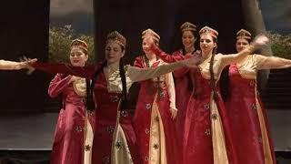 Zankezour Armenian Folk Dance Group 2015 Artsakhy