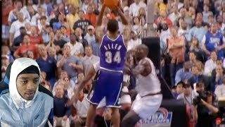 Flightreacts Top 10 Greatest 3 Point Shooters in NBA History!