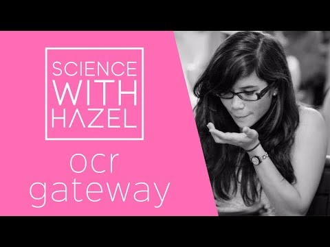 OCR Gateway (Science B, B1, C1, P1, May 2015) - GCSE Science Questions - SCIENCE WITH HAZEL