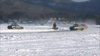 Lake George Winter Carnival 2015
