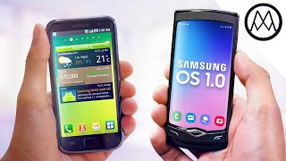 how android destroyed samsung os