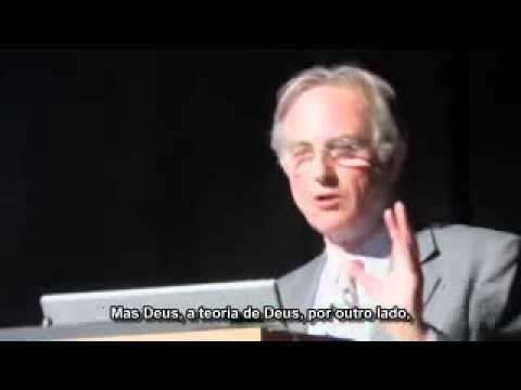 Richard Dawkins at UC Berkeley - 2008 (Leg Pt)