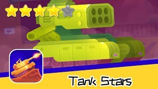 Tank Stars - Playgendary Limited - Day118 Walkthrough Normal Tournaments Recommend index four stars
